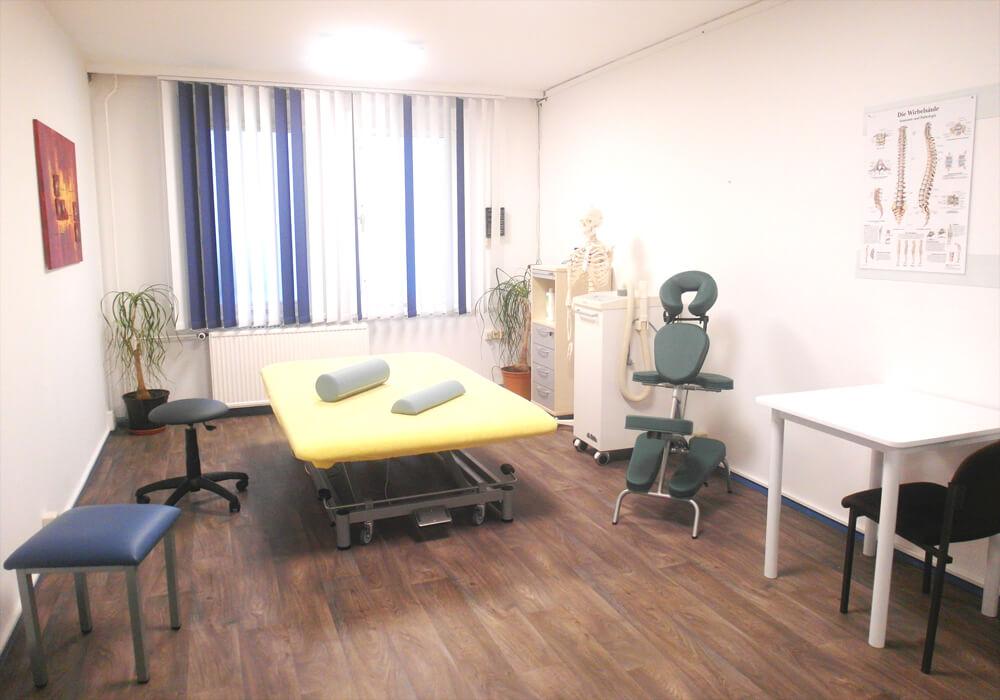 ConVErsio Behandlungsraum