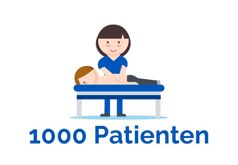 1000 Patienten