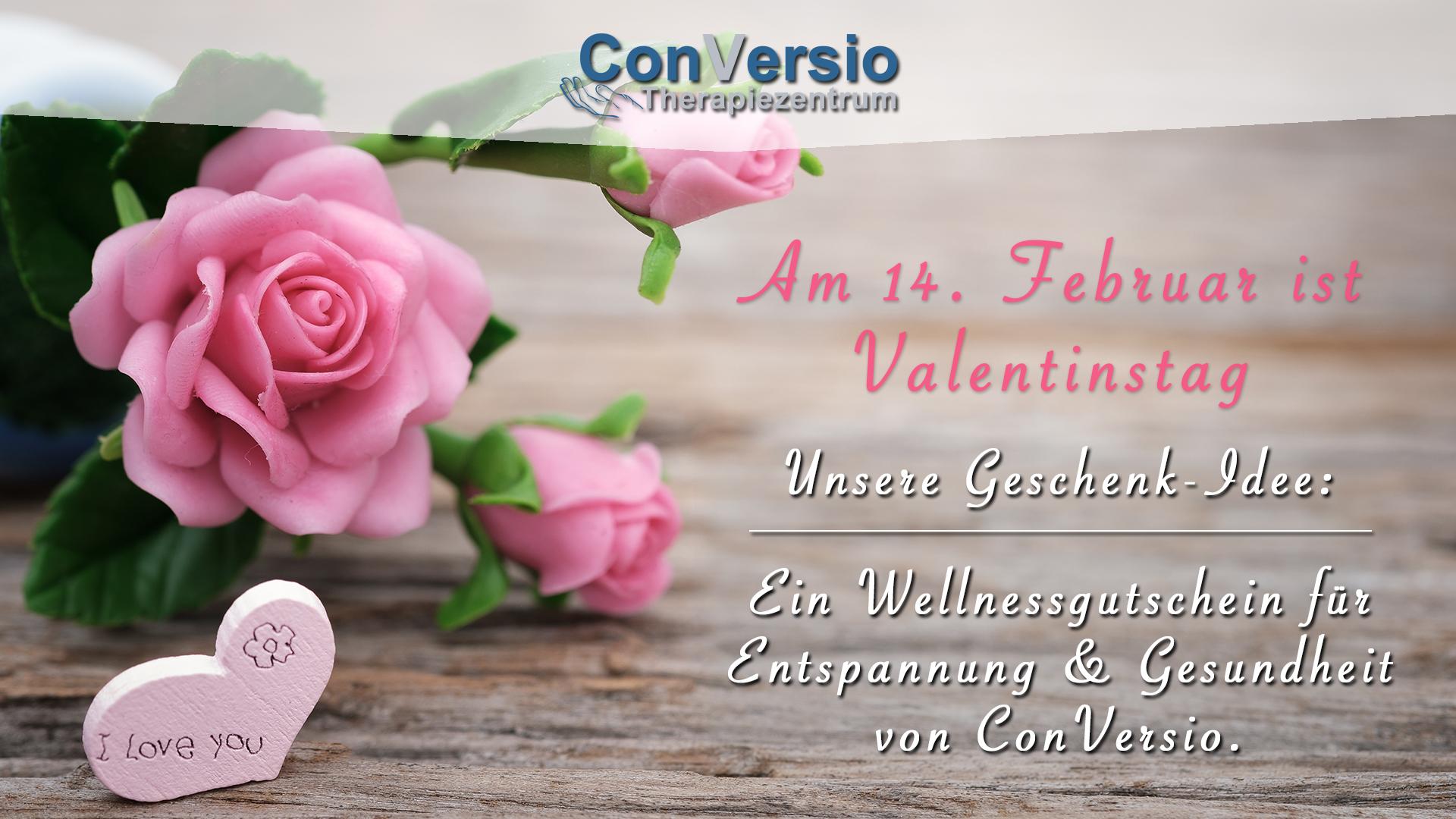 Valentinstag Geschenk-Idee